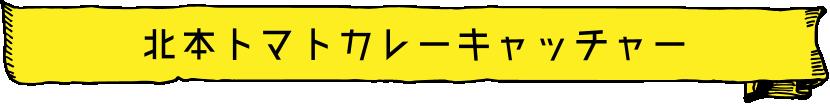 北本トマトカレーキャッチャー
