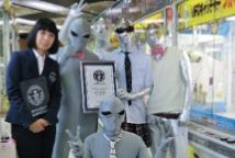 エブリデイ行田店がクレーンゲーム台数世界一として、ギネス記録に認定